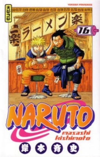 Couverture de l'album Naruto - 16. Tome 16