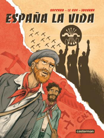 Couverture de l'album Espana la Vida (One-shot)