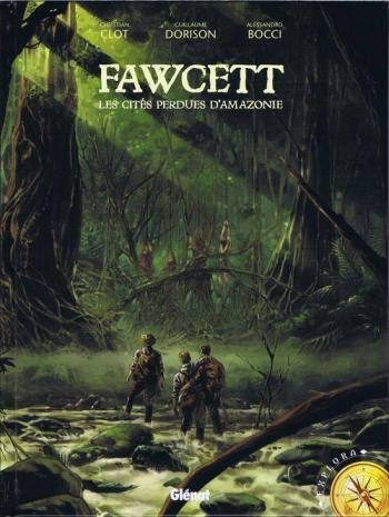 Couverture de l'album Fawcett (One-shot)