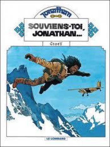 Couverture de l'album Jonathan - 1. Souviens-toi Jonathan...