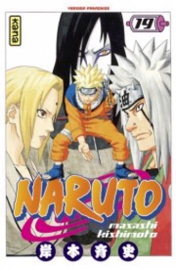 Couverture de l'album Naruto - 19. Tome 19