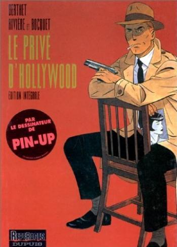 Couverture de l'album Le privé d'Hollywood - INT. Le privé d'Hollywood