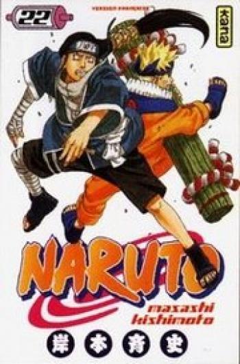 Couverture de l'album Naruto - 22. Tome 22