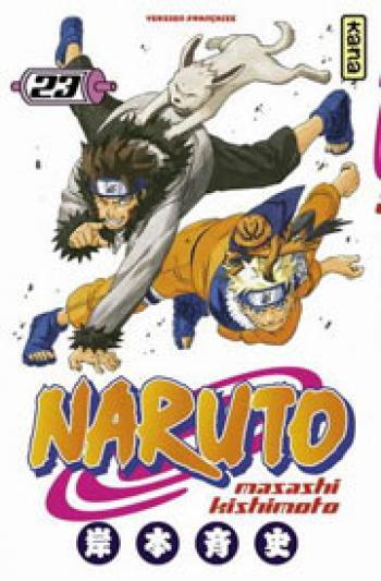 Couverture de l'album Naruto - 23. Tome 23