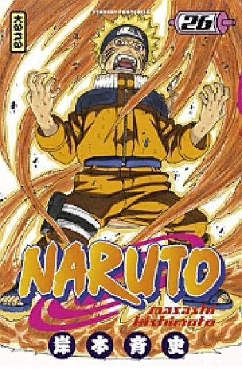 Couverture de l'album Naruto - 26. Tome 26