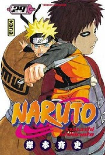 Couverture de l'album Naruto - 29. Tome 29