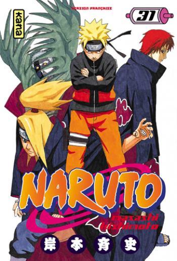 Couverture de l'album Naruto - 31. Tome 31
