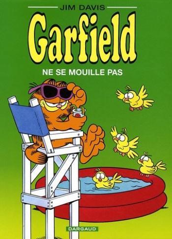 Couverture de l'album Garfield - 20. Ne se mouille pas
