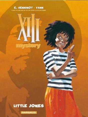 Couverture de l'album XIII Mystery - 3. Little Jones