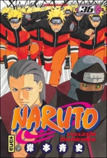 Couverture de l'album Naruto - 36. Tome 36