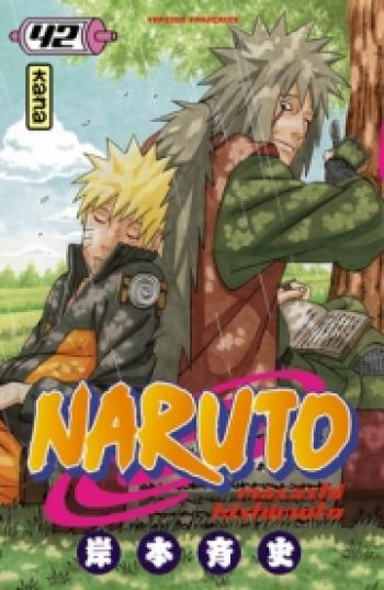 Couverture de l'album Naruto - 42. Tome 42