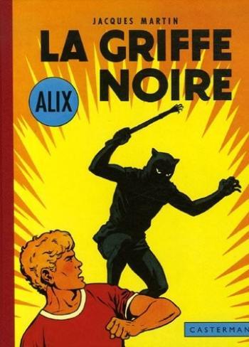 Couverture de l'album Alix - 5. La Griffe noire