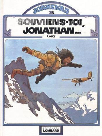 Couverture de l'album Jonathan - 1. Souviens toi jonathan                                                                         063097