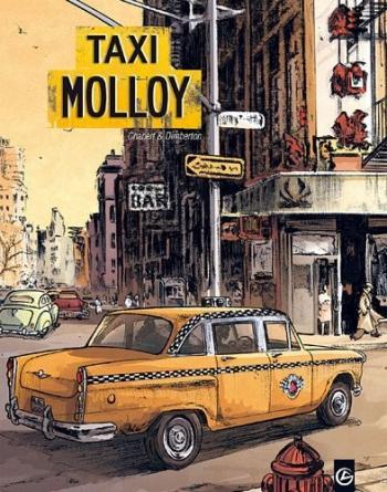Couverture de l'album Taxi Molloy (One-shot)