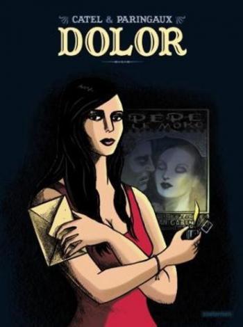 Couverture de l'album Dolor (One-shot)