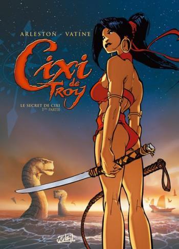 Couverture de l'album Cixi de Troy - 1. Le secret de Cixi : 1ère partie
