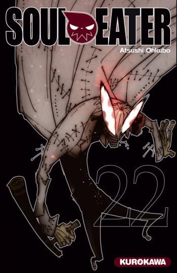 Couverture de l'album Soul Eater - 22. Tome 22