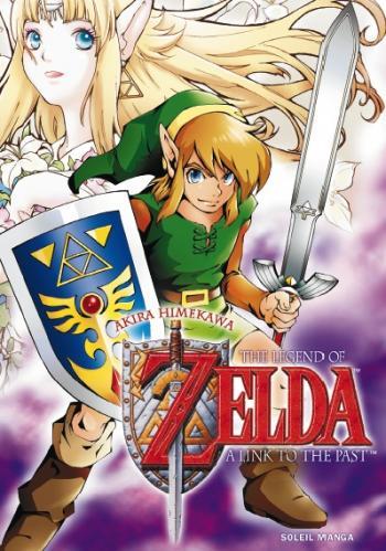 Couverture de l'album The Legend of Zelda - 1. A Link to the Past