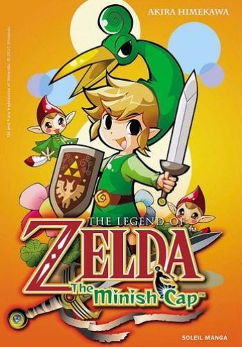 Couverture de l'album The Legend of Zelda - 7. The Minish Cap