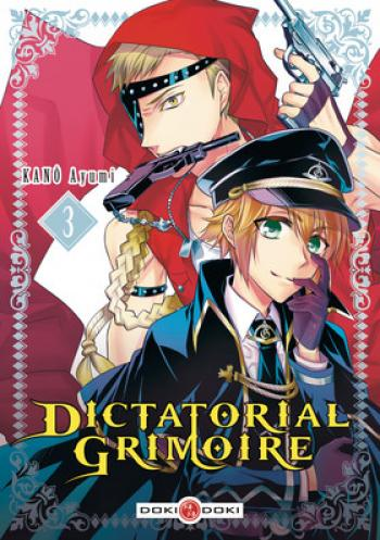 Couverture de l'album Dictatorial Grimoire - 3. Tome 3