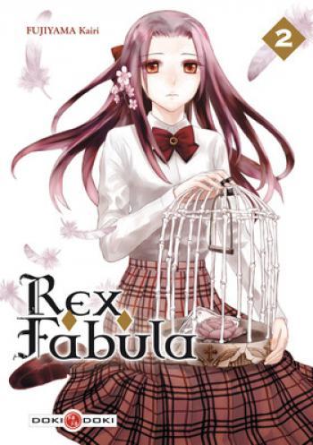 Couverture de l'album Rex Fabula - 2. Tome 2