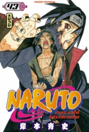 Couverture de l'album Naruto - 43. Tome 43