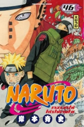 Couverture de l'album Naruto - 46. Tome 46