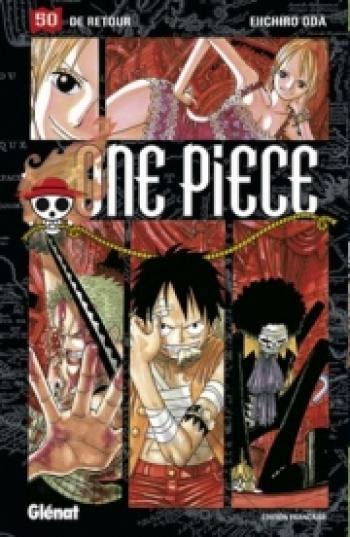 Couverture de l'album One Piece - 50. De retour