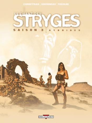 Couverture de l'album Le Chant des Stryges - 15. Hybrides