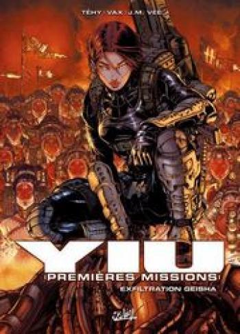 Couverture de l'album Yiu - Premières missions - 5. Exfiltration geisha