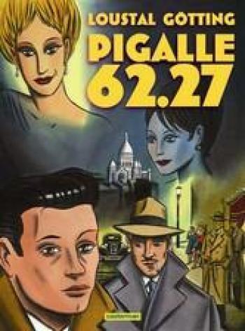 Couverture de l'album Pigalle 62.27 (One-shot)