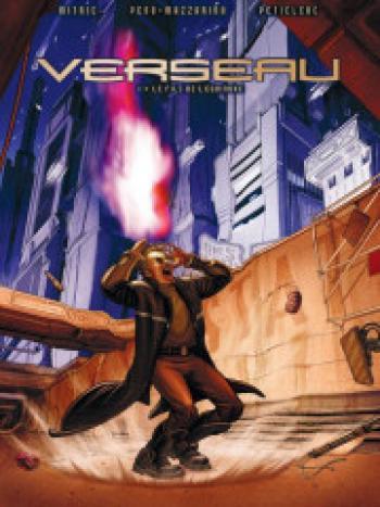 Couverture de l'album Verseau - 1. Le fils de l'équinoxe