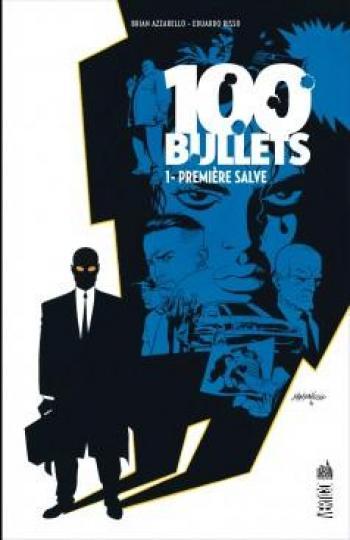Couverture de l'album 100 Bullets (Cartonné) - 1. Première salve