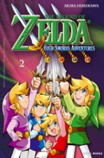 Couverture de l'album The Legend of Zelda - 9. Four Swords Adventures 2