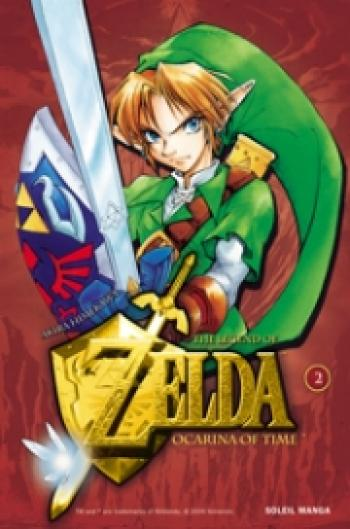 Couverture de l'album The Legend of Zelda - 3. Ocarina of Time 2