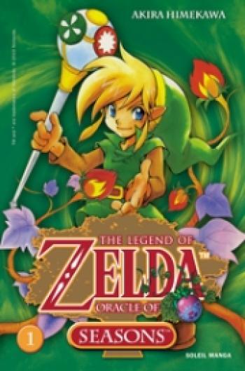 Couverture de l'album The Legend of Zelda - 5. Oracle of Seasons