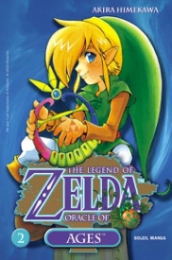 Couverture de l'album The Legend of Zelda - 6. Oracle of Ages