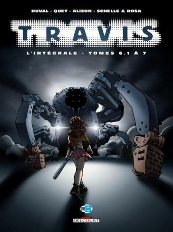 Couverture de l'album Travis - INT. Travis L'intégrale - Tomes 6.1 à 7