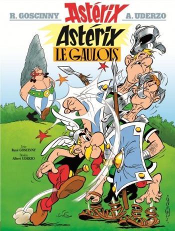 Couverture de l'album Astérix - 1. Astérix le Gaulois