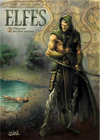 Couverture de l'album Elfes - 2. L'Honneur des Elfes sylvains