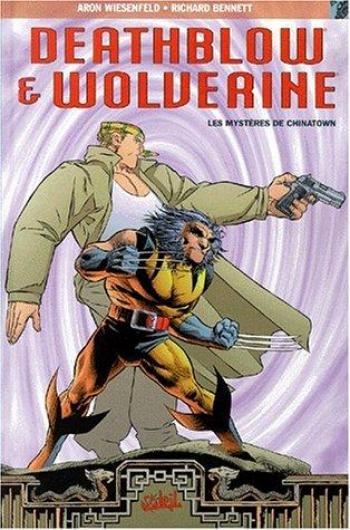 Couverture de l'album Deathblow & Wolverine (One-shot)