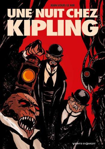 Couverture de l'album Une nuit chez Kipling (One-shot)