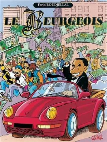 Couverture de l'album Le beurgeois (One-shot)