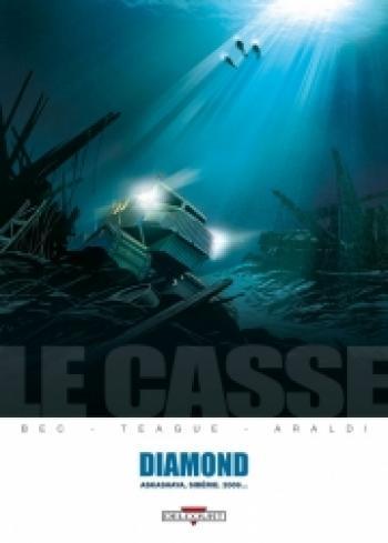 Couverture de l'album Le Casse - 1. Diamond