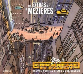 Couverture de l'album Les Extras de Mézières - 2. Mon cinquième élément