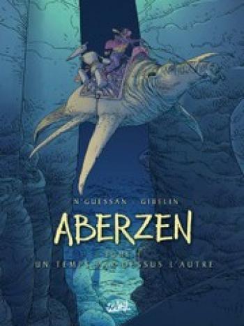 Couverture de l'album Aberzen - 4. Un temps par-dessus l'autre