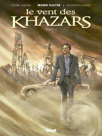 Couverture de l'album Le Vent des Khazars - 2. Tome 2