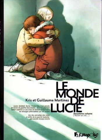 Couverture de l'album Le Monde de Lucie - 2. Rester en vie...