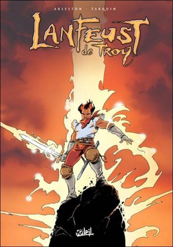 Couverture de l'album Lanfeust de Troy - COF. Lanfeust de Troy - Tomes 5 à 8