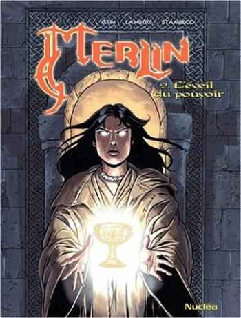 Couverture de l'album Merlin - 2. L'éveil du pouvoir